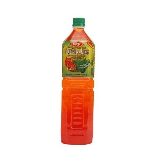 Aloe Vera King Juice Pomegranate, 16.9-Ounce (Pack of 20)