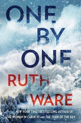One by One - by Ruth Ware (Hardcover)