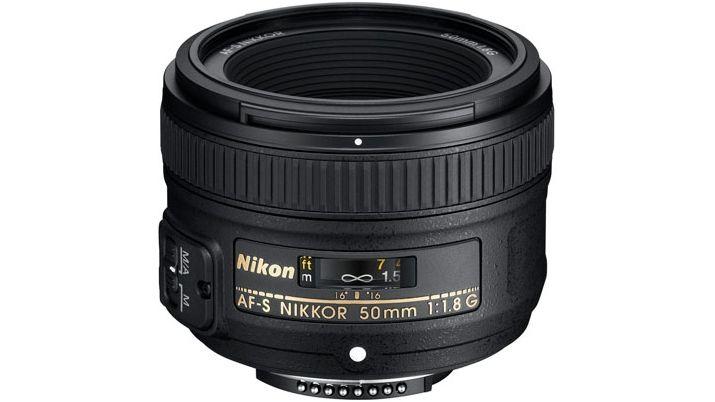 nikon af-s nikkor 50mm f18g camera lens