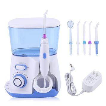 Waterpulse Health Dental Flosser Superior Oral Irrigator Water Floss Teeth Cleaner Oral Irrigation Care Tool US Plug
