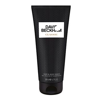 David Beckham Classic Hair & Body Wash 200ml