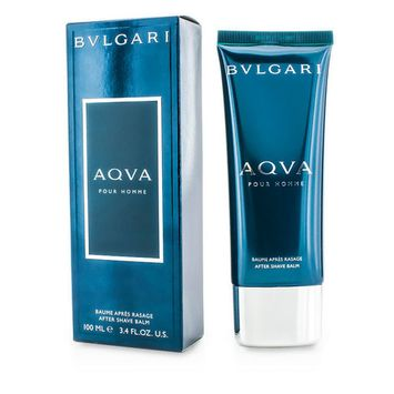 Bvlgari Aqva Pour Homme After Shave Balm (Tube) 100ml/3.4oz
