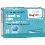 Walgreens Laxative Pills