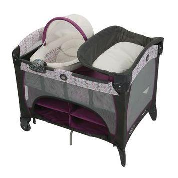 Graco Pack 'n Play® Playard with Newborn Seat® DLX