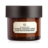 The Bodyshop Chinese Ginseng & Rice gezichtsmasker - 75 ml