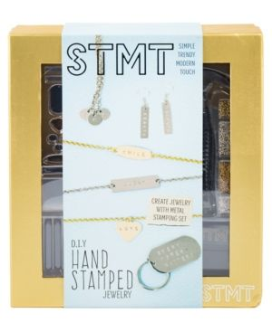 Stmt Diy Hand Stamped Metal Jewelry