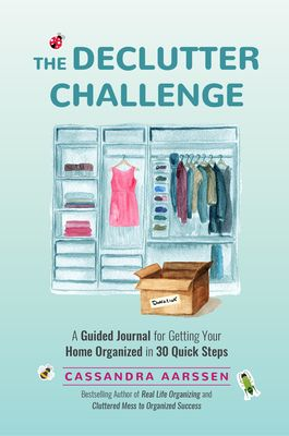 The Declutter Challenge (Paperback)
