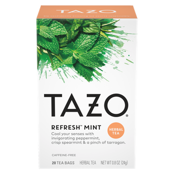 Tazo Refresh™ Mint