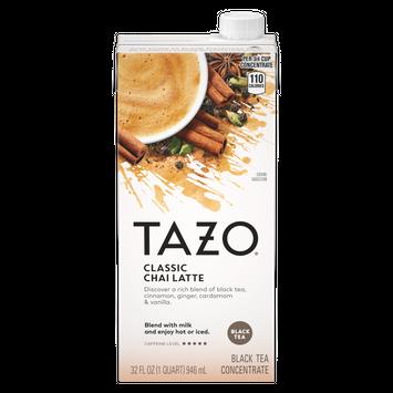 Tazo Classic Chai Latte