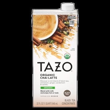 Tazo Organic Chai Latte