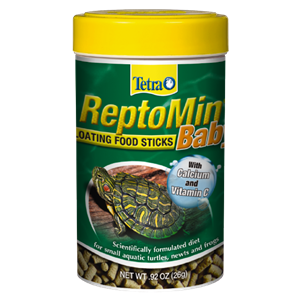Tetra ReptoMin® Baby Floating Food Sticks