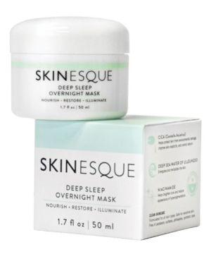 Skinesque Deep Sleep Overnight Face Mask, 1.7 Fl Oz