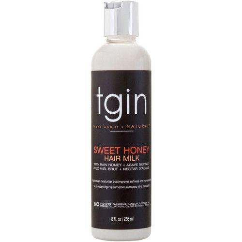 Sweet Honey Hair Milk