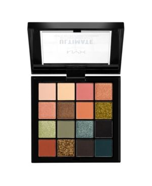 NYX Professional Makeup Ultimate Shadow Palette - Utopia - 0.02oz