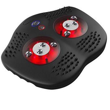 Xiamen Comfier Technology Co Foot Massager with Heating Bulbs