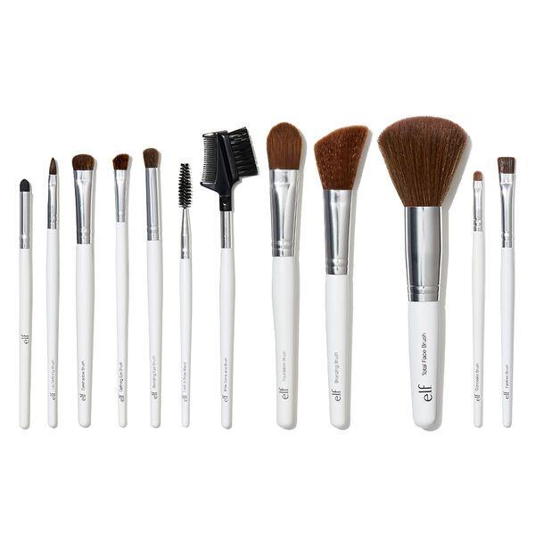 Elf Cosmetics Professional Set of 12 Brushes