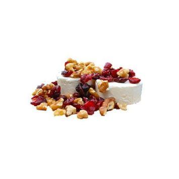 Belle Chevre Cranberry Walnut Discs