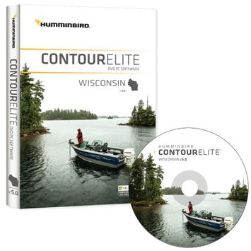 Humminbird Contour Elite - Wisconsin - Version 5