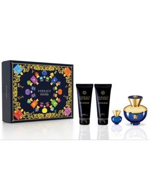 Versace 4-Pc. Dylan Blue Pour Femme Eau de Parfum Gift Set