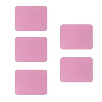 Foundation Sponges Make Up Blenders 5Pcs, Makeup Foundation Blender Face Sponge Powder Puff(Square,White Squar)