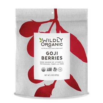 Certified Organic Goji Berries, Slowly Dried - Deep Red and Full of Flavor, This Delicious