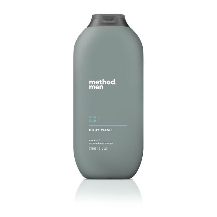 Method sea + surf body wash, 18 fl oz