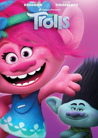 Trolls (DVD), Movies