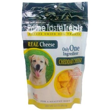 Prime Bites Freeze Dried Treats [Real Cheese]