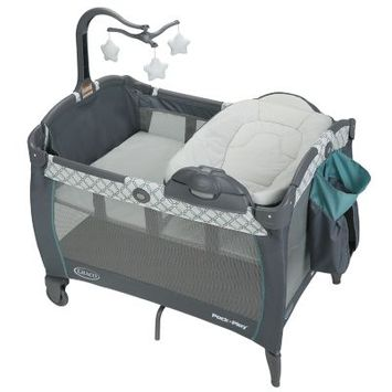 Graco Pack 'n Play® Portable Seat & Changer Playard