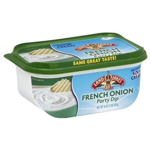 Land O'Lakes French Onion Party Dip, 16 oz