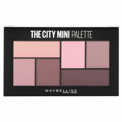 Pack of 3-Maybelline New York The City Mini Eyeshadow Palette Makeup,Skyscape Dusk0.14 oz