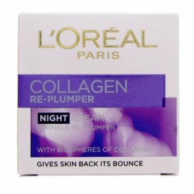 Loreal Collagen Wrinkle Re-Plumper Night Cream 50 mL