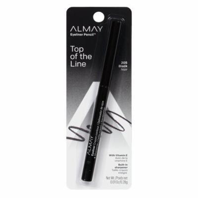Pack of 4-Almay Eye Liner,Black0.01 oz