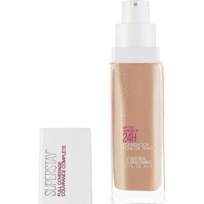 6 Pack - Maybelline Super Stay Full Coverage Foundation, Buff Beige, 1 oz