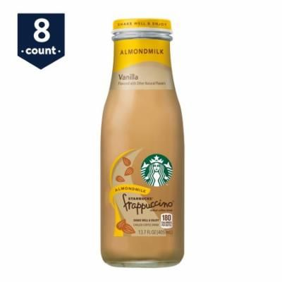 Starbucks Frappuccino Vanilla Almond Milk