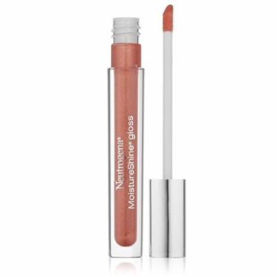 Neutrogena MoistureShine Lip Gloss, #220 Pure Cider + Eyebrow Ruler