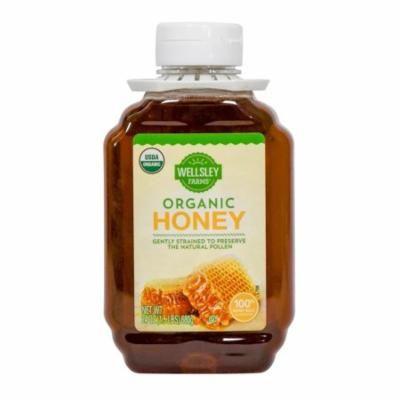 Product of Wellsley Farms Organic Honey, 3 pk./24 oz. [Biz Discount]
