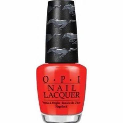 OPI Nail Lacquer Polish .5oz/15mL - Race Red F68