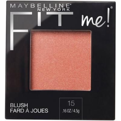 6 Pack - Maybelline New York Fit Me Blush, Nude, 0.16 oz