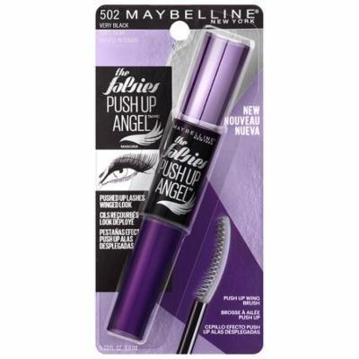 Maybelline The Falsies Push Up Angel Washable Mascara, Very Black0.33 oz