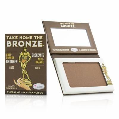 TheBalm Take Home The Bronze Anti Orange Bronzer - # Greg 7.08g/0.25oz Make Up