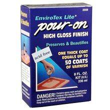 EnviroTex Lite High Gloss Finish
