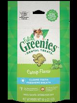 Feline Greenies™ Dental Treats Catnip Flavor