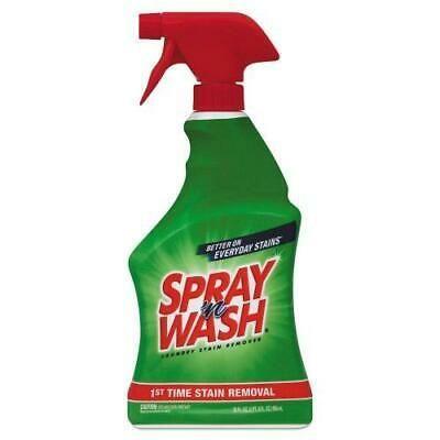 Stain Remover, 22 oz Spray Bottle, 12/Carton