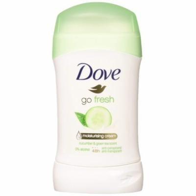 Dove Go Fresh Cucumber & Green Tea Scent, Antiperspirant & Deodorant Stick
