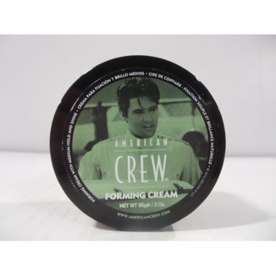American Crew Forming Crème Medium Hold and Natural Shine 3 oz pack of 3