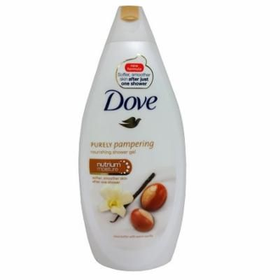 New 806970 Dove Shower Gel 500Ml Shea Btr W- Vanilla (12-Pack) Facial Cheap Wholesale Discount Bulk Health And Beauty Facial Others