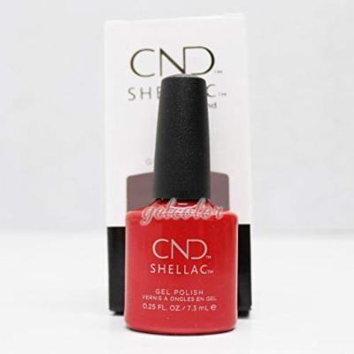 Generic CND Shellac UV LED Gel Nail Polish Base Top Coat 7.3ml 0.25oz Pick Any * Part C 92348 Offbeat