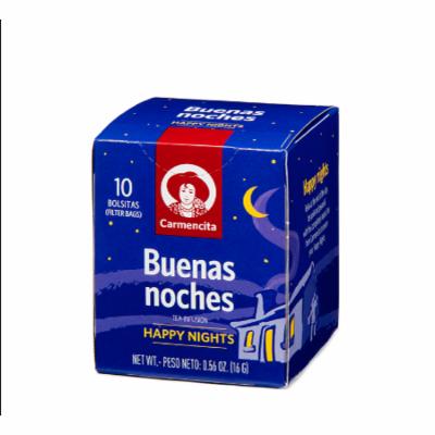 Carmencita Carme Buena Noche Tea