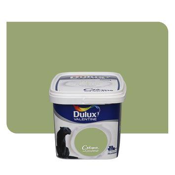 Crème de couleur DULUX VALENTINE  satin aiguilles de pin 2,5 l